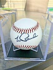 Les Paul Autographed Signed Baseball JSA Certified - 1 of 2 in world!