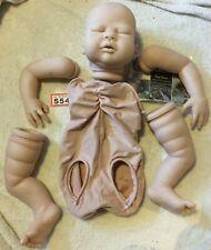 "IVY JANE Body Ltd Ed 500 Worldwide Reborn Baby Doll Kit Melody Hess 22"" COA #554"