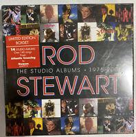Studio Albums by Rod Stewart (CD, Nov-2013, Warner Music)