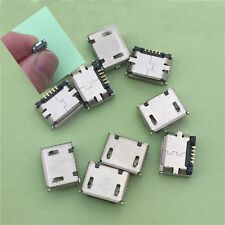 10pcs Micro Charge USB Type B Female SMT Socket G18 Jack Connector PCB Board
