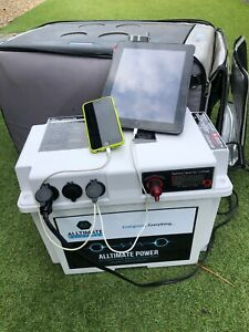 Weekender-Battery Power Box - Alltimate Power in your Hands