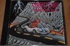 CHAINSAW Devil's Drivin' My Car CD 1991 METRO mega rare SLAVE RAIDER HAIR METAL