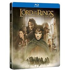 The Lord Of The Rings: Fellowship Of The Ring Blu-ray Steelbook Region Free