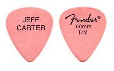 Deana Carter Jeff Carter Orange Guitar Pick - 1996 Tour