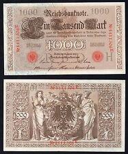 1000 mark Germany 1910  SUP+/AU+  >>