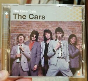 The Essentials Cars. (Greatest Hits Remastered)