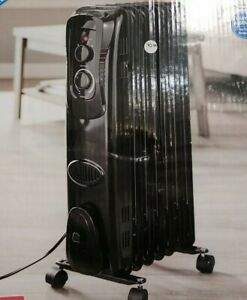 NEW Mainstays convection Electric Radiator HO-0270B - Space heater