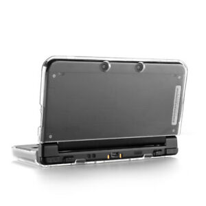 Clear Crystal Hard Shell Protective Case Cover for New 2015 Nintendo 3DS XL LL