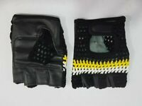 Vintage Style World  Track Mitts Crochet Cycling Gloves Mits L'Eroica