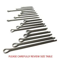 Split-Pins / Split Cotter Pins Stainless Steel A4-Marine Grade (316): Freepost