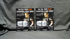 AC/DC *Phil Rudd* Sonor Drums Promos<>ACDC