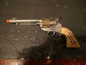 Vintage Fanner 50 Mattel toy cap gun and holster L@@K