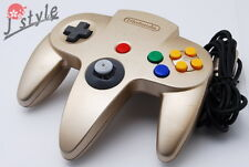 Official Nintendo 64 Controller Gold Limited