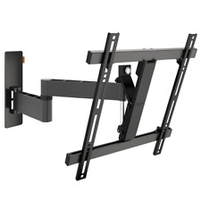 "Vogels WALL 3245 Full-Motion TV Wall Mount for up to 55"" TV'S  20KG  - BLACK"