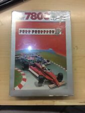 Atari 7800 Pole Position 2, Factory Sealed, Mint Condition, Quick Dispatch.