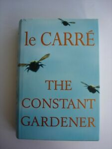 The Constant Gardener by John le Carre - Signed 1st Edition Hardback in vgc