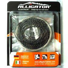 gobike88 Alligator NEW mini iLINK 4mm Shift Cable Set, Black, ABY