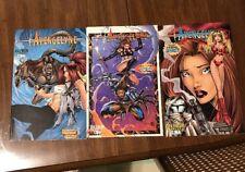Avengelyne #3 & 4 & 6 (1996, Maximum Press)LIEFELD & NAPTON-SEXY BOOK-3 BOOK LOT