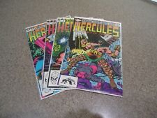 HERCULES PRINCE OF POWER COMPLETE FIRST SERIES 1-4