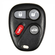 1Pc 4 Buttons Remote Entry Key Case Fob Keyless For GM Buick Replacement