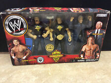NEW Jakk's  WWE Evolution 1 of 3,500 exclusive 3 pack Orton Triple H  Ric Flair