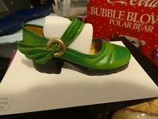 Just the Right Shoe by Raine - Treads #25078 - New In Box w/Coa