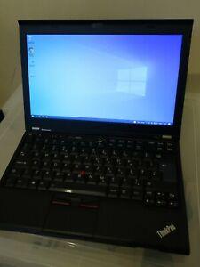 Lenovo Thinkpad X220 16GB RAM 240gb SSD Intel i5 2.5ghz Comes with Dock