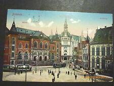 Ansichtskarten aus Bremen mit dem Thema Straßenbahn