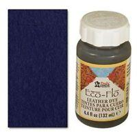 Eco-Flo Leather Dye 4.4 oz (132 mL) Evening Blue 2600-12