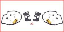 IR 2x Kit di riparazione carburatore YAMAHA XV 535 Virago, DX 1991-2003
