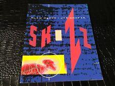 1983 Skizz graphic novel by Alan Moore/Jim Baikle comic, Titan Books