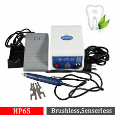 YS#J Marathon Dental BLDC Senserless Micromotor 50k rpm Control Machine HP65