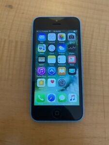 Apple iPhone 5c - 8GB - Blue - Unlocked (T-Mobile) A1532 (GSM)