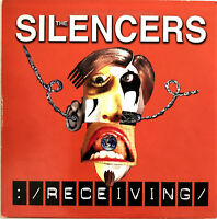 THE SILENCERS RECEIVING - [ CD SINGLE ]