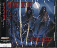 BLACKRAIN-DYING BREED-JAPAN CD F83