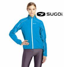 Ladies Cycling Jacket Sugoi RPM Waterproof Running Walking Windproof Blue