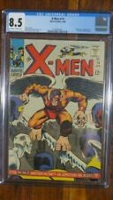 X-Men #19 Apr 1966 CGC 8.5  Off White to White Pages