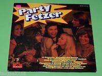 Hauptmann Pollinger und seine Partyflitzer - Partyfetzer - EX Polydor LP