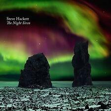 Steve Hackett - The Night Siren [New CD]