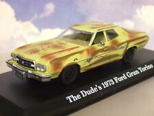 Big Lebowski The Dudes 1973 Ford Gran Torino 1 43 Greenlight
