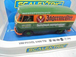 Scalextric - C3938 VW Panel Van T1b Jagermeister - New & Boxed