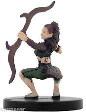 D&D mini WOOD ELF SKIRMISHER (Archer) Harbinger Dungeons & Dragons Miniature nc