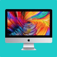 Computadoras Apple y todo en uno