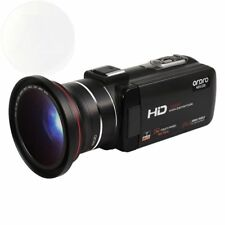 ORDRO Camcorder Wifi HD 1080P Digital Video Camera with Remote Control HDMI...