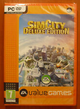 SimCity Societies + Destinations (Sim City) Deluxe Edition [PC DVD-ROM] EA NUEVO