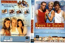 SOUS LE SOLEIL - Collection Officielle - DVD N°2 - Saison 1 - Episodes 5 à 8