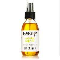 100% Natural Body Oil - PureChimp 150ml - Vegan - Great For Sensitive Skin