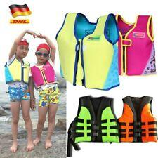 Kinder Mädchen Jungen Rettungsweste Schwimmweste Schwimmhilfe Life Jacket DHL