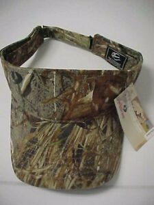 MOSSY OAK Brand Camoflauge  Adjustable Closure Pre-Curved Visor Cap NEW TAG 923