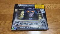 StarCraft Battle Chest Teen Expansion Brood War PC Game Korean Version 14 CD Set